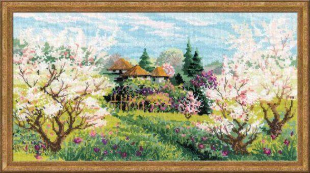 1275) пейзажи Риолис купить в.