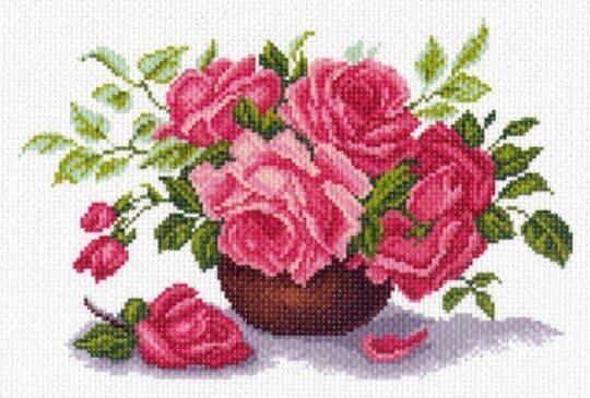 """Букет роз"" (арт. 1408)"